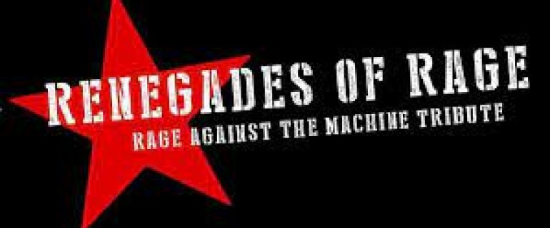 Rage Against the Machine Tribute Fri, May 28, 2021 10:30 PM – 11:58 PM
