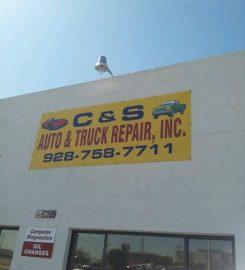 C & S Auto, Hot Rods & Truck Repair