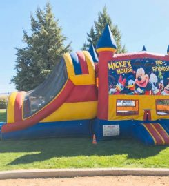 Suzi Bounce Party Rentals