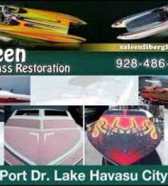 Saleen Fiberglass Restoration