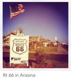 Historic Route 66 Swap Meet