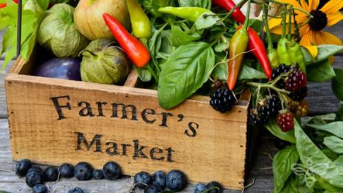 Lake Havasu Farmers Market – 1st & 3rd Saturdays of the Month 9am – 1pm @ The KAWS